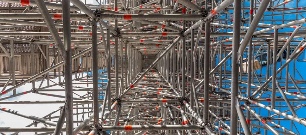 Industriegerüstbau Rende Saarland